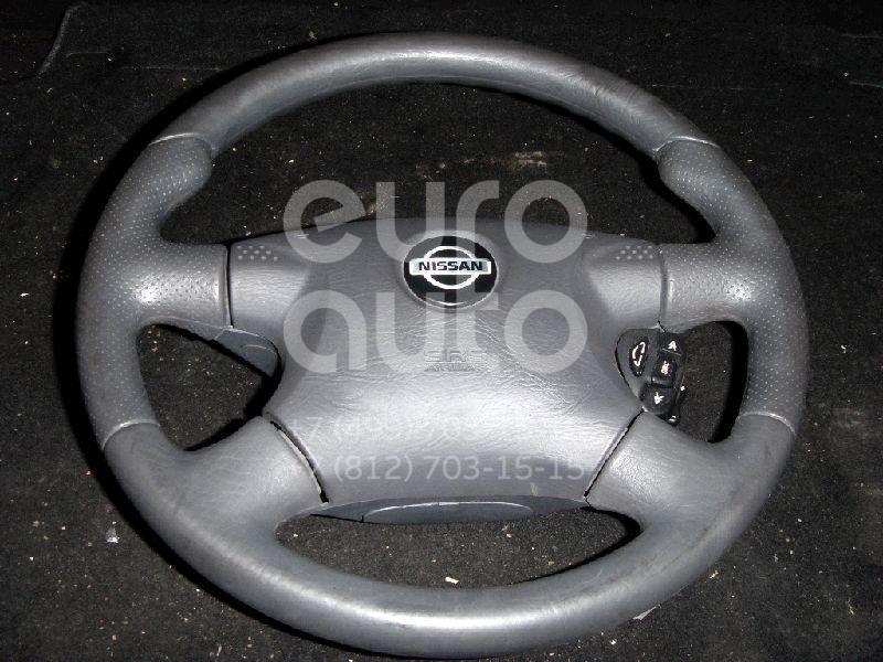 Рулевое колесо с AIR BAG для Nissan Almera Tino 2000-2006 - Фото №1