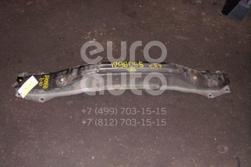 Усилитель заднего бампера для Mazda CX 7 2007-2012 - Фото №1