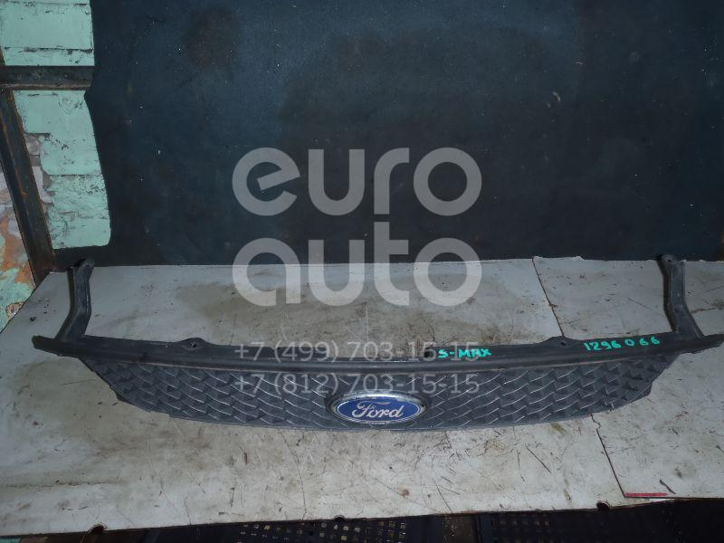 Решетка радиатора для Ford S-MAX 2006-2015 - Фото №1