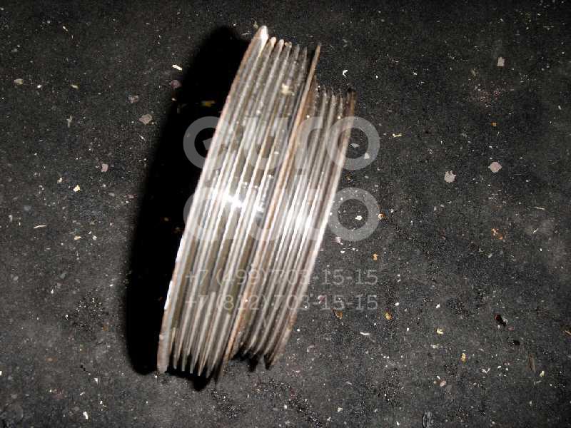 Шкив коленвала для Nissan Almera Tino 2000-2006 - Фото №1