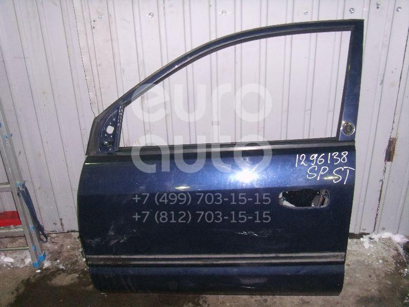 Дверь передняя левая для Mitsubishi Space Star 1998-2004 - Фото №1