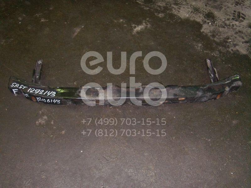 Усилитель переднего бампера для Mitsubishi Space Star 1998-2004 - Фото №1