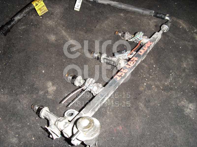 Рейка топливная (рампа) для Chevrolet Lanos 2004-2010 - Фото №1