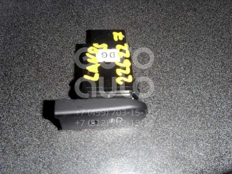 Кнопка противотуманки для Chevrolet,Daewoo Lanos 2004>;Lanos 1997-2009 - Фото №1