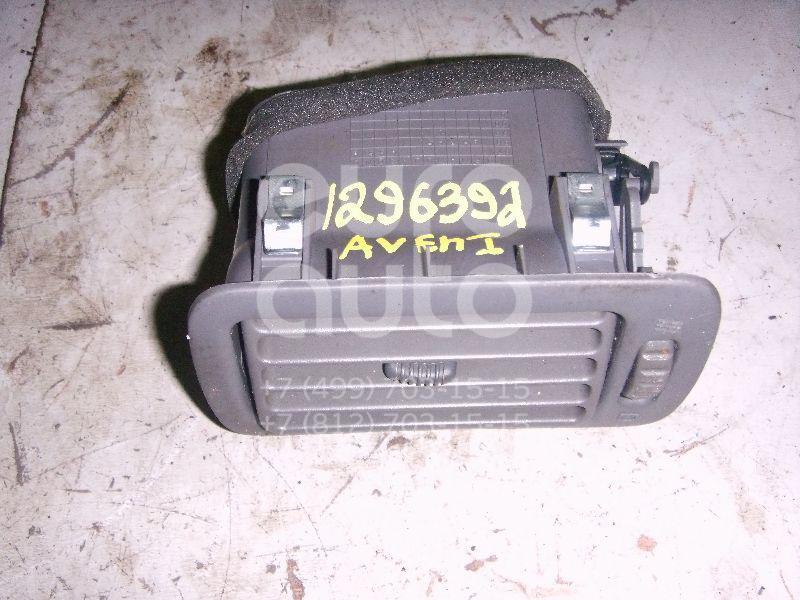 Дефлектор воздушный для Toyota Avensis I 1997-2003 - Фото №1