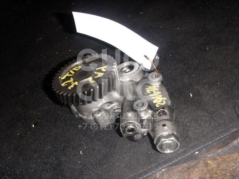 Насос масляный для Mitsubishi Pajero/Montero (V6, V7) 2000-2006 - Фото №1