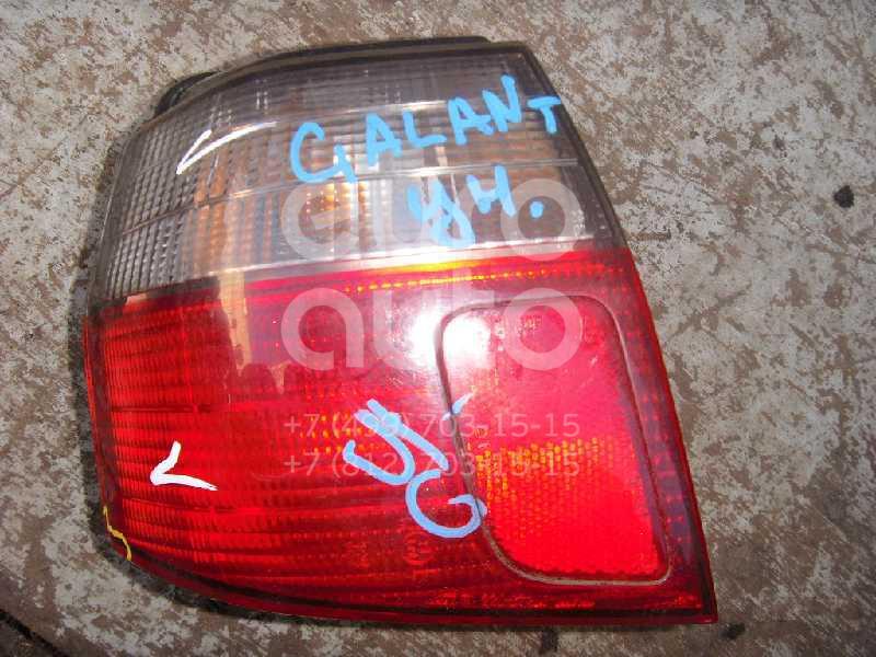Фонарь задний наружный левый для Mitsubishi Galant (EA) 1997-2003 - Фото №1