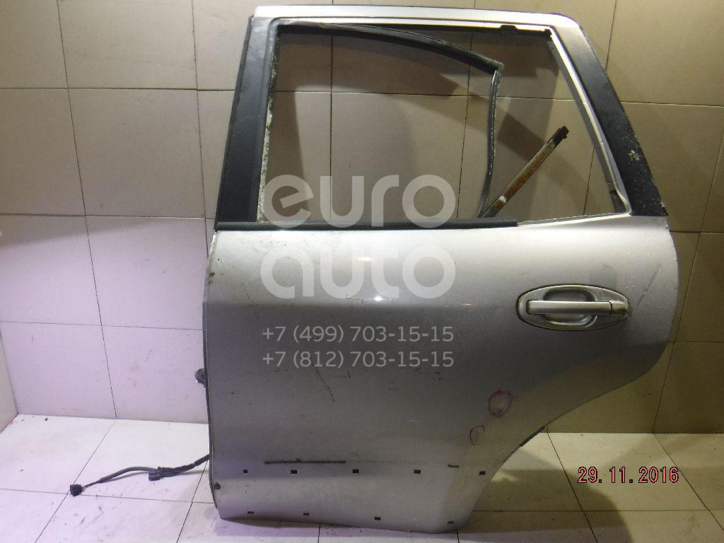 Дверь задняя левая для Hyundai Santa Fe (SM) 2000-2005 - Фото №1