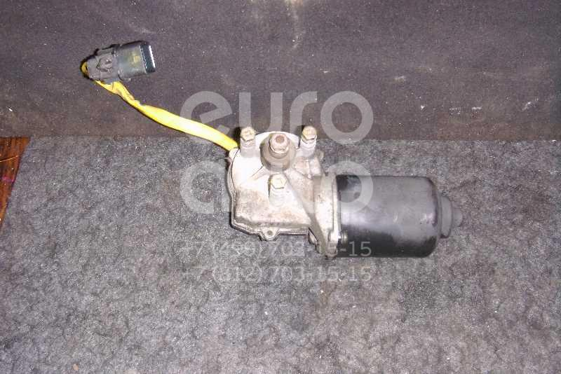 Моторчик стеклоочистителя передний для Hyundai Santa Fe (SM)/ Santa Fe Classic 2000-2012 - Фото №1