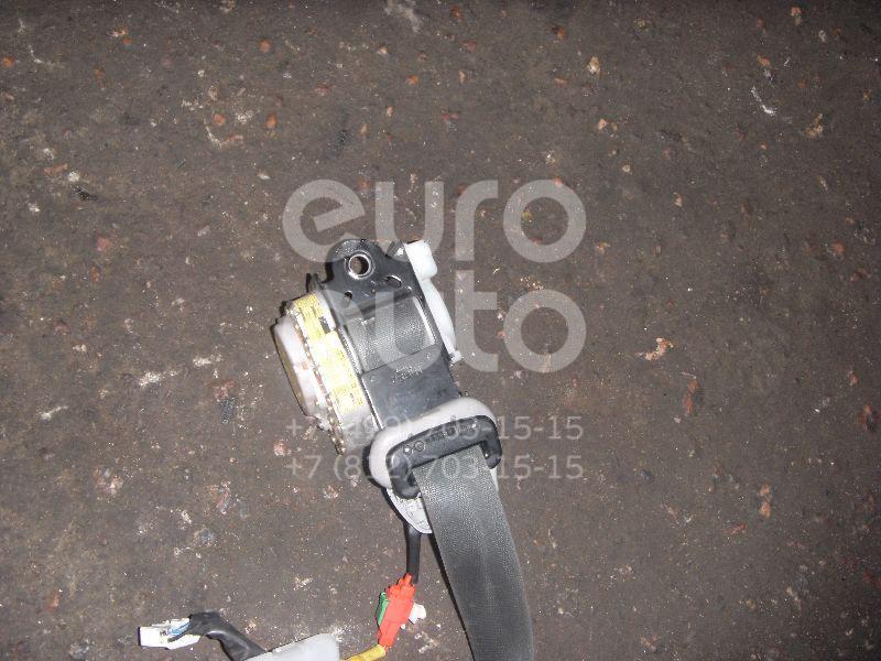Ремень безопасности с пиропатроном для Mitsubishi Pajero/Montero III (V6, V7) 2000-2006 - Фото №1