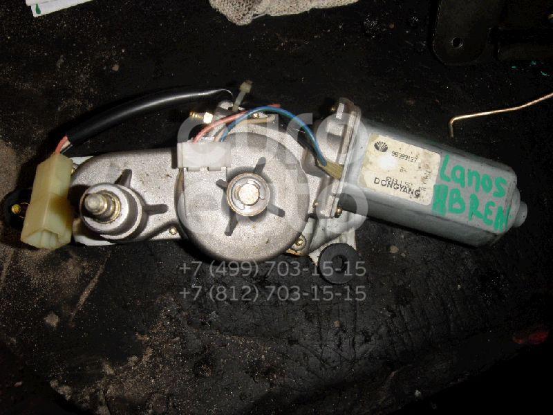 Моторчик стеклоочистителя задний для Chevrolet Lanos 1997>;Lanos 2004> - Фото №1