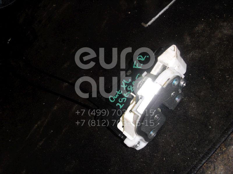 Замок двери передней правой для Mitsubishi Outlander XL (CW) 2006-2012 - Фото №1