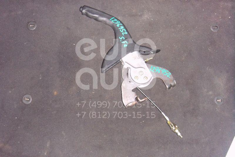 Рычаг стояночного тормоза для Hyundai Santa Fe (SM) 2000-2005 - Фото №1