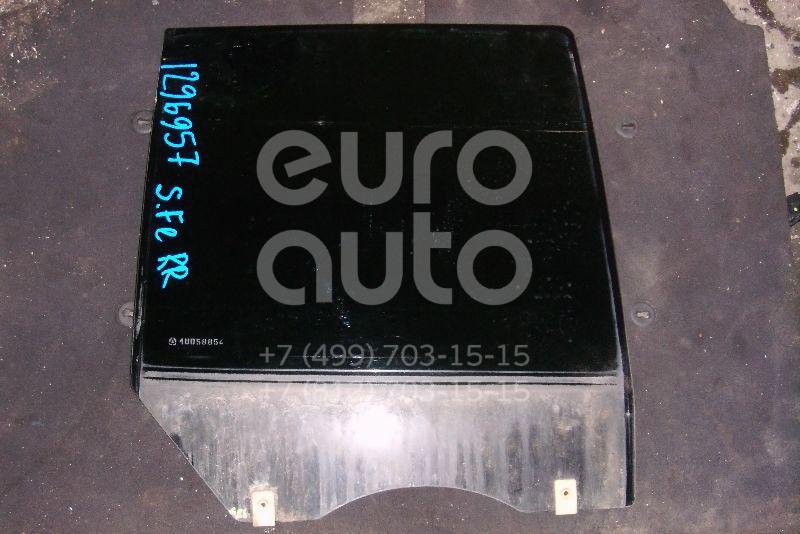 Стекло двери задней правой для Hyundai Santa Fe (SM) 2000-2005 - Фото №1