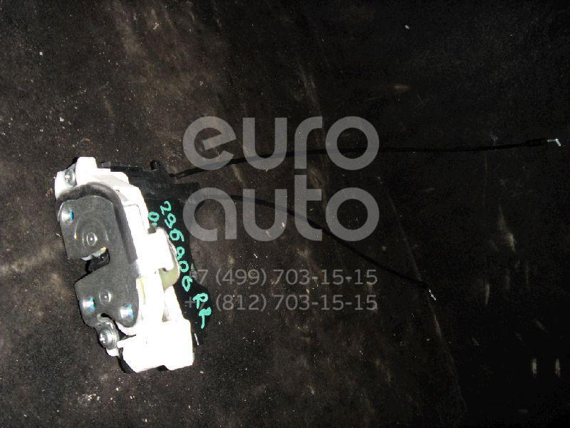 Замок двери задней правой для Mitsubishi Outlander XL (CW) 2006-2012;Grandis (NA#) 2004-2010 - Фото №1