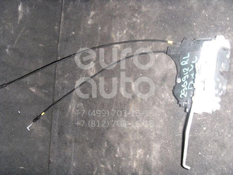 Замок двери задней левой для Mitsubishi Outlander XL (CW) 2006-2012;Grandis (NA#) 2004-2010 - Фото №1