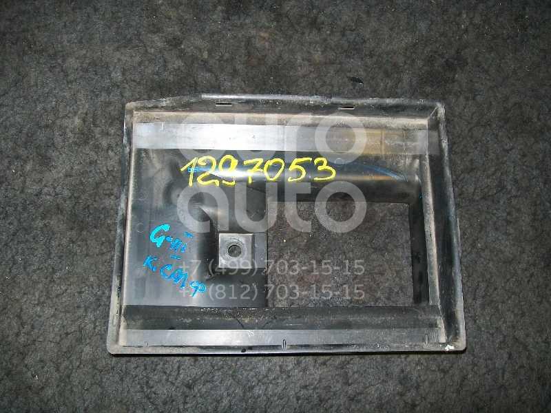 Рамка салонного фильтра для VW,Skoda Golf III/Vento 1991-1997;Octavia 1997-2000;Golf IV/Bora 1997-2005;Polo Classic 1995-2002 - Фото №1