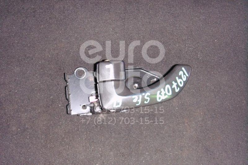 Ручка двери передней внутренняя левая для Hyundai Santa Fe (SM) 2000-2005 - Фото №1