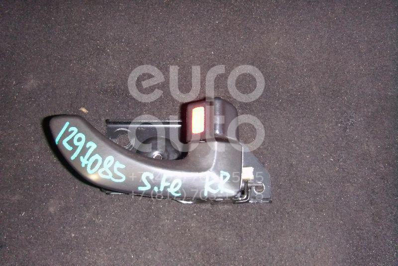 Ручка двери задней внутренняя правая для Hyundai Santa Fe (SM)/ Santa Fe Classic 2000-2012 - Фото №1