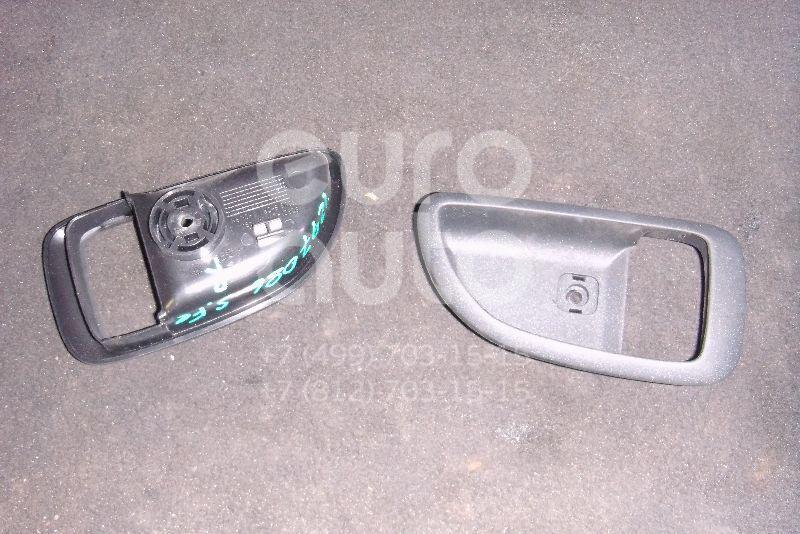 Накладка ручки внутренней для Hyundai Santa Fe (SM)/ Santa Fe Classic 2000-2012 - Фото №1