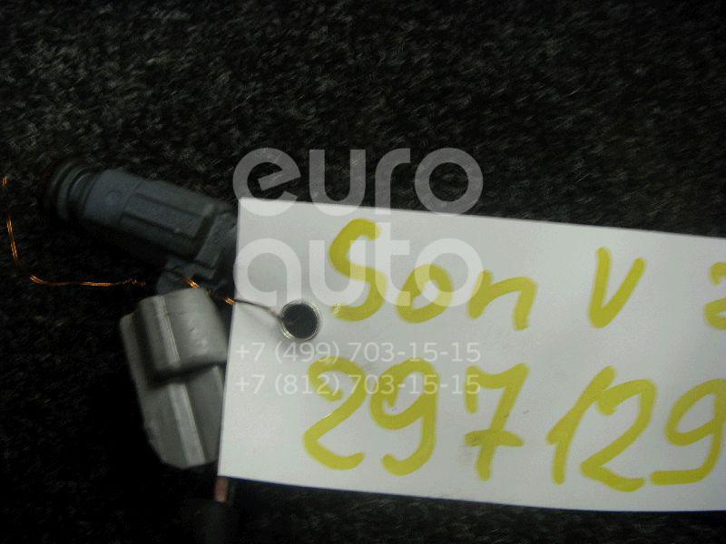 Форсунка инжекторная электрическая для Hyundai Sonata V (NEW EF) 2001> - Фото №1