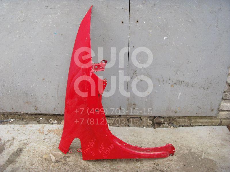 Крыло переднее правое для Honda Civic 5D 2006-2012 - Фото №1