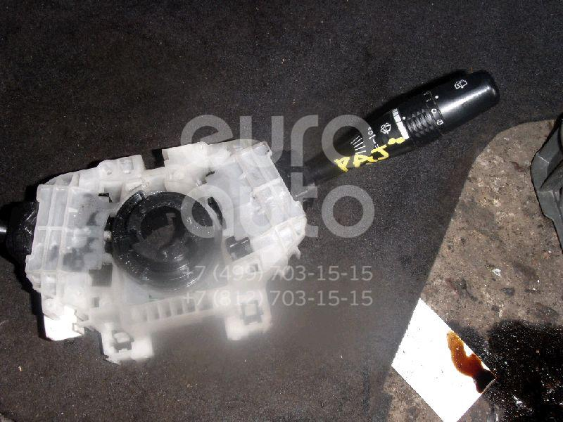 Переключатель стеклоочистителей для Mitsubishi Pajero/Montero (V6, V7) 2000-2006;Space Wagon (N8,N9) 1998-2004;Pajero Pinin (H6,H7) 1999-2005;Outlander (CU) 2003-2009;Lancer (CS/Classic) 2003-2007 - Фото №1