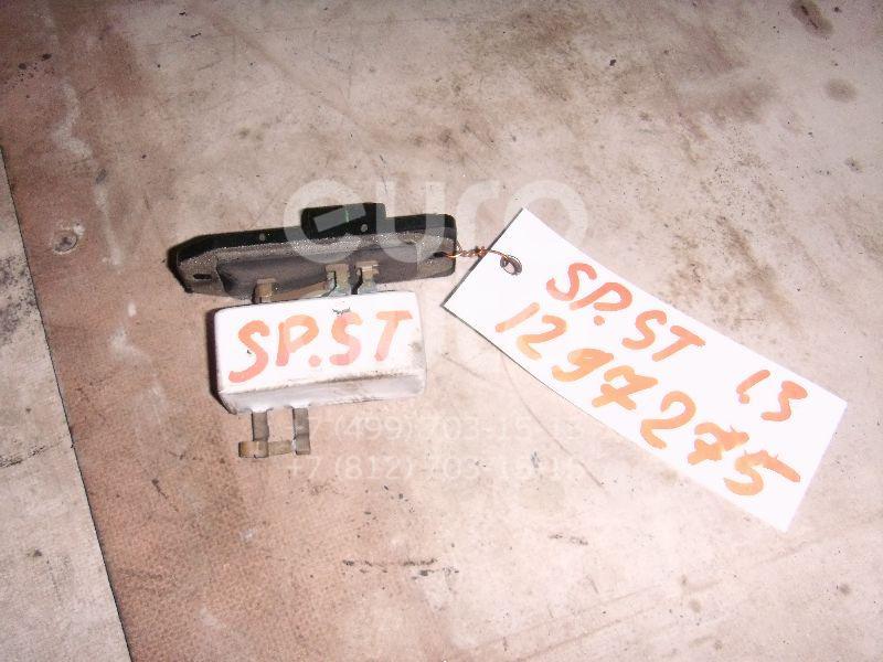 Резистор отопителя для Mitsubishi Space Star 1998-2004;Carisma (DA) 1995-2000;Carisma (DA) 2000-2003 - Фото №1