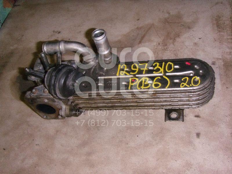 Радиатор системы EGR для VW Passat [B6] 2005-2010;Golf V 2003-2009 - Фото №1