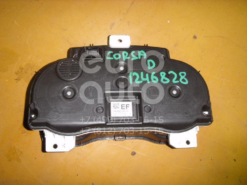 Панель приборов для Opel Corsa D 2006> - Фото №1