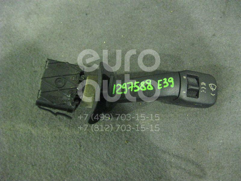 Переключатель стеклоочистителей для BMW 5-серия E39 1995-2003;7-серия E38 1994-2001 - Фото №1