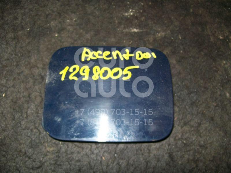 Лючок бензобака для Hyundai Accent II (+ТАГАЗ) 2000-2012 - Фото №1