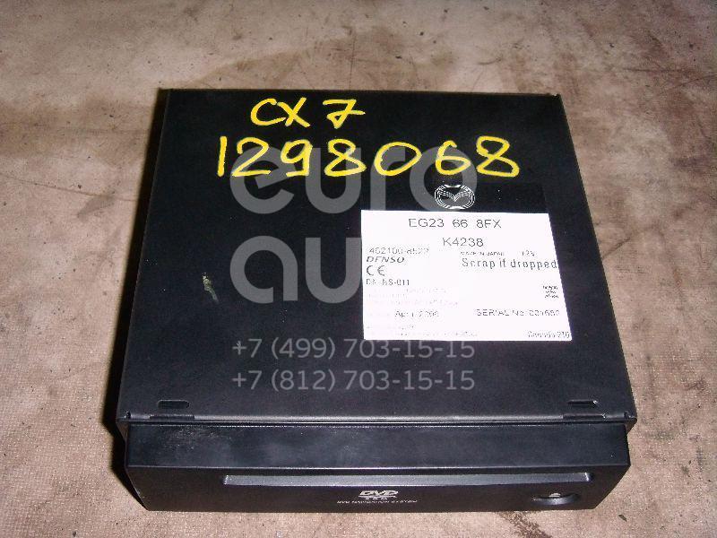 Ченджер компакт дисков для Mazda CX 7 2007-2012 - Фото №1
