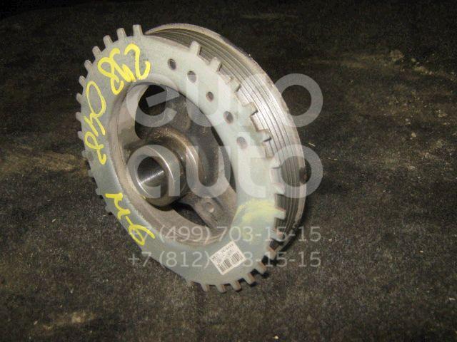 Шкив коленвала для Mazda Mazda 6 (GG) 2002-2007;MX-5 III (NC) 2005-2015;Mazda 6 (GH) 2007-2012 - Фото №1