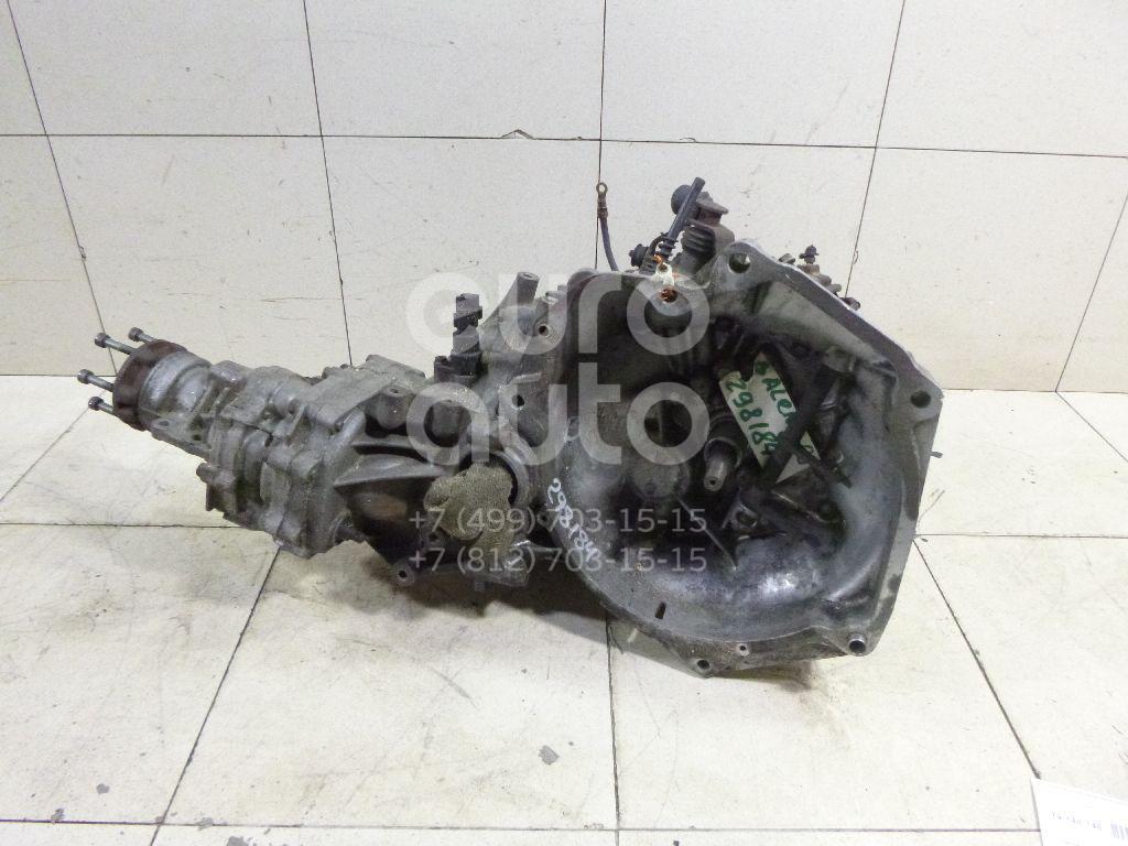 МКПП (механическая коробка переключения передач) для Suzuki Baleno 1998-2007 - Фото №1