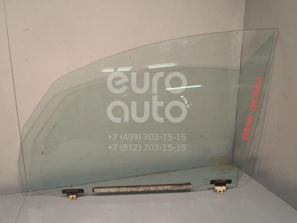 Стекло двери передней левой для Toyota CorollaVerso 2001-2004 - Фото №1