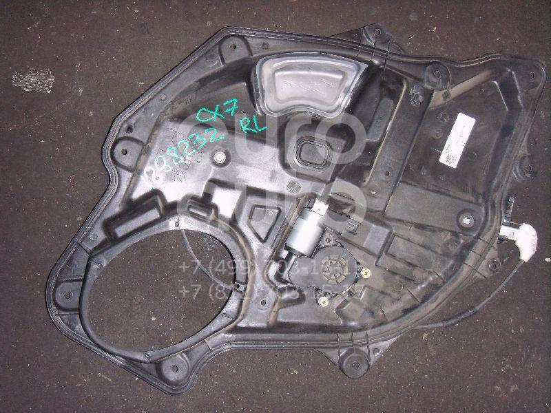 Стеклоподъемник электр. задний левый для Mazda CX 7 2007-2012 - Фото №1
