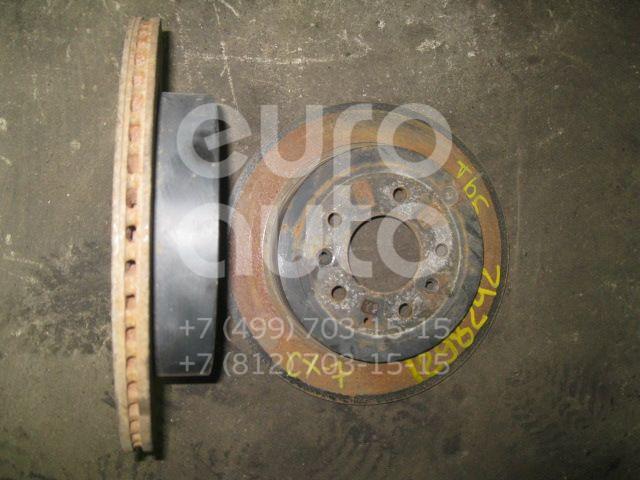 Диск тормозной задний для Mazda CX 7 2007-2012;CX 9 2007-2016 - Фото №1