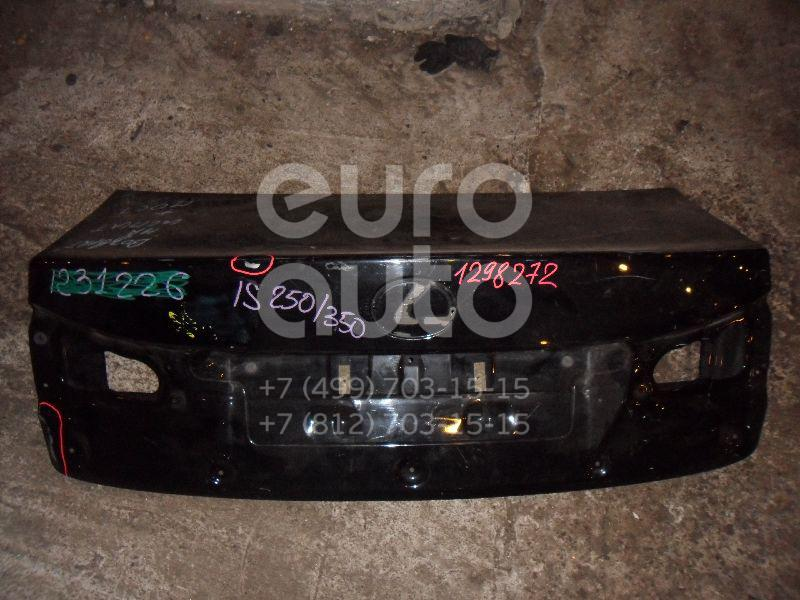 Крышка багажника для Lexus IS 250/350 2005-2013 - Фото №1
