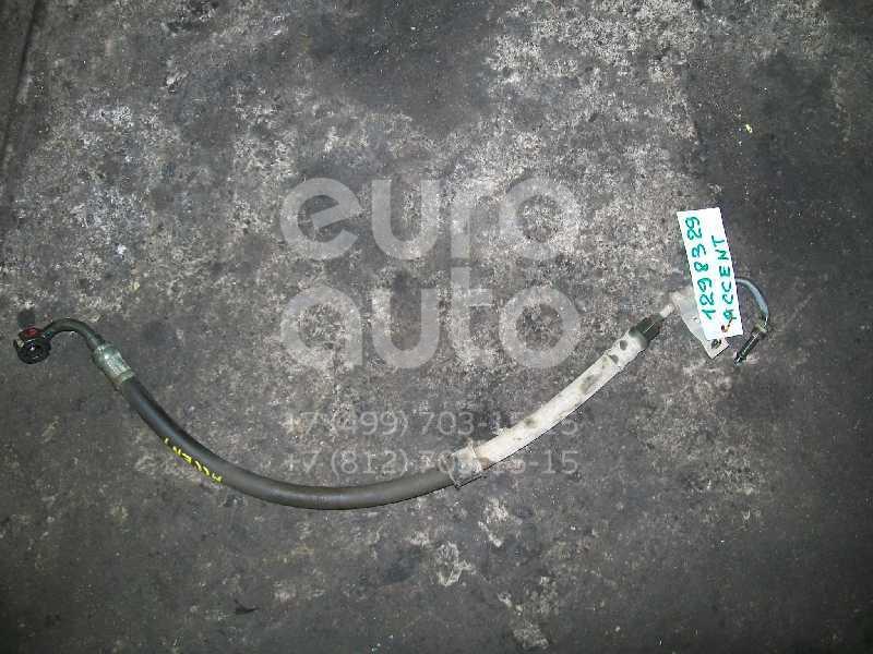 Трубка гидроусилителя для Hyundai Accent II (+ТАГАЗ) 2000-2012 - Фото №1