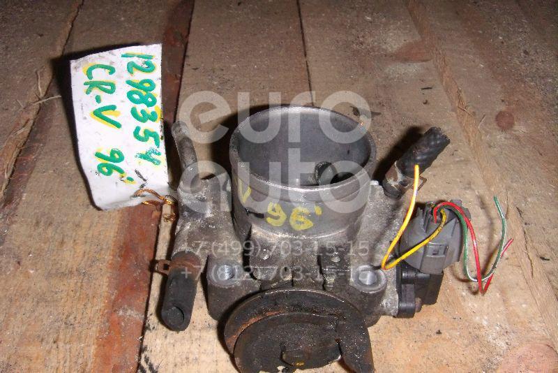 Заслонка дроссельная механическая для Honda CR-V 1996-2002 - Фото №1