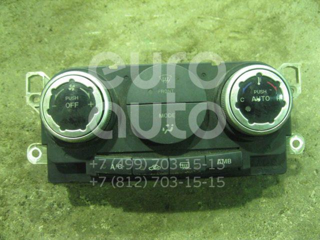 Блок управления климатической установкой для Mazda CX 7 2007-2012 - Фото №1