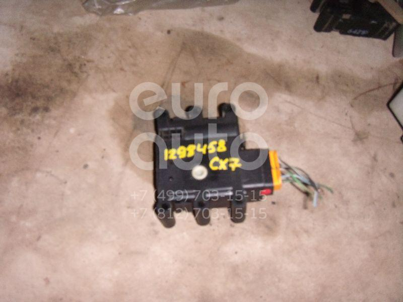 Моторчик заслонки отопителя для Mazda CX 7 2007> - Фото №1