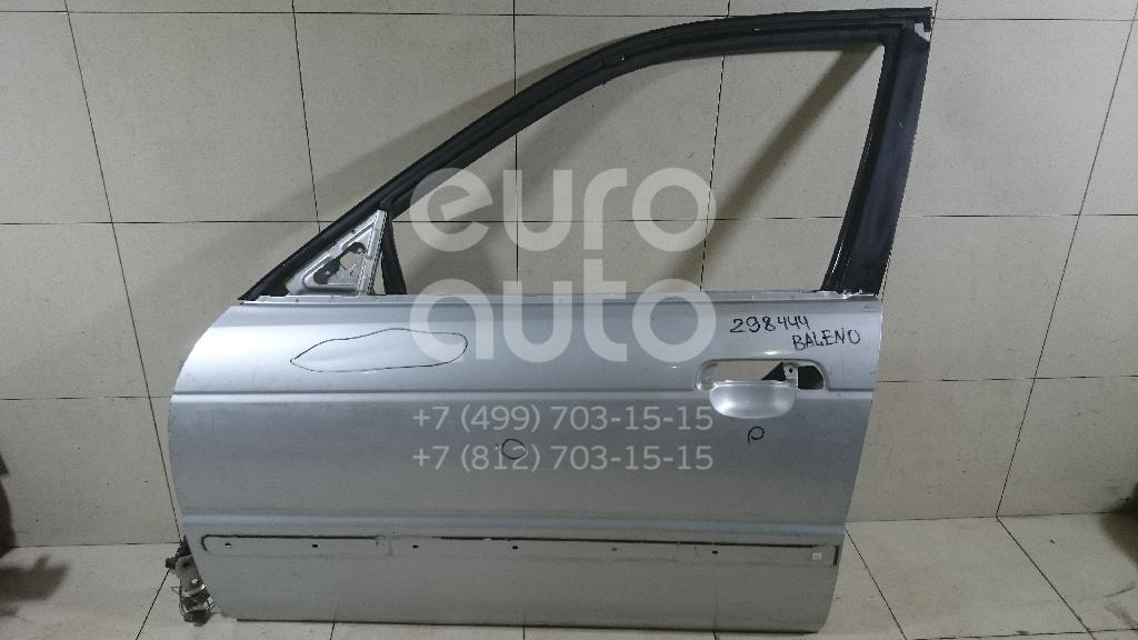 Дверь передняя левая для Suzuki Baleno 1998-2007;Baleno 1995-1998 - Фото №1