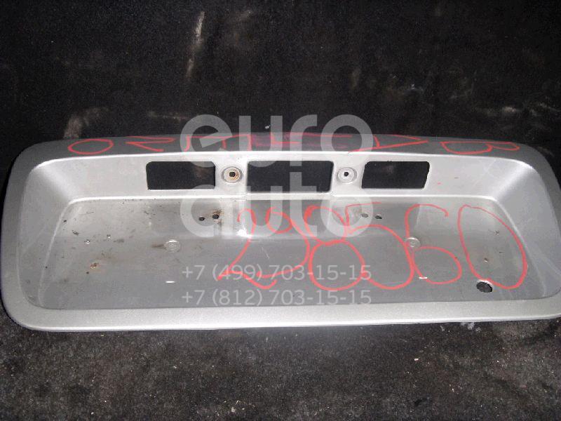 Накладка двери багажника для Suzuki Baleno 1998-2007 - Фото №1