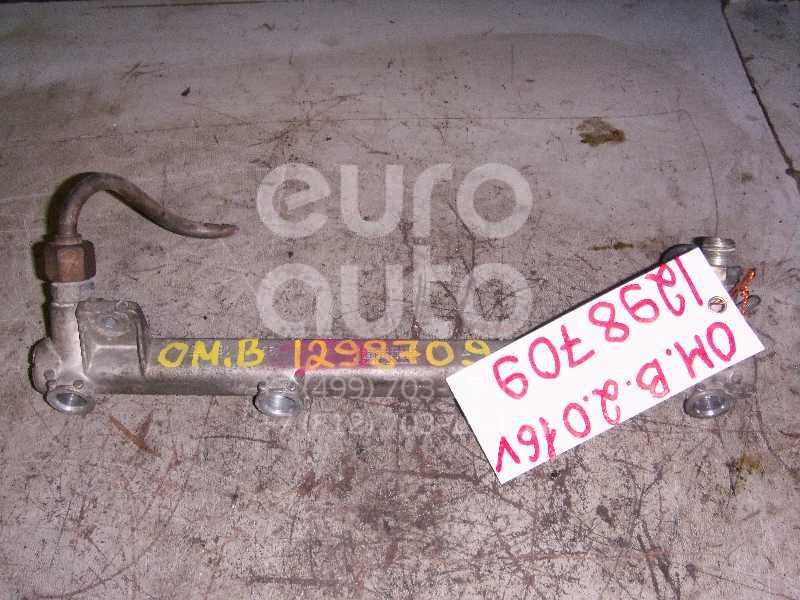 Рейка топливная (рампа) для Opel,Daewoo Omega B 1994-2003;Leganza 1997-2003;Astra F 1991-1998;Astra G 1998-2005;Vectra A 1988-1995;Vectra B 1995-1999;Sintra 1996-1999;Frontera B 1998-2004;Zafira A (F75) 1999-2005;Vectra B 1999-2002 - Фото №1