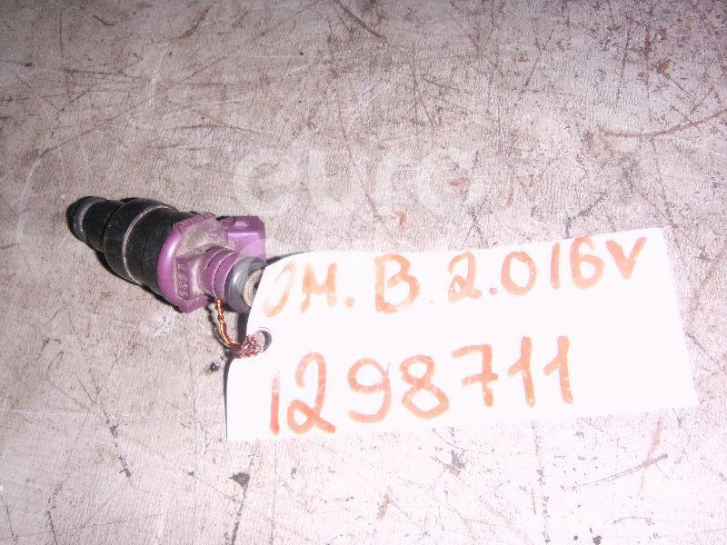 Форсунка инжекторная электрическая для Opel Omega B 1994-2003;Astra F 1991-1998;Calibra A 1990-1997;Vectra A 1988-1995 - Фото №1