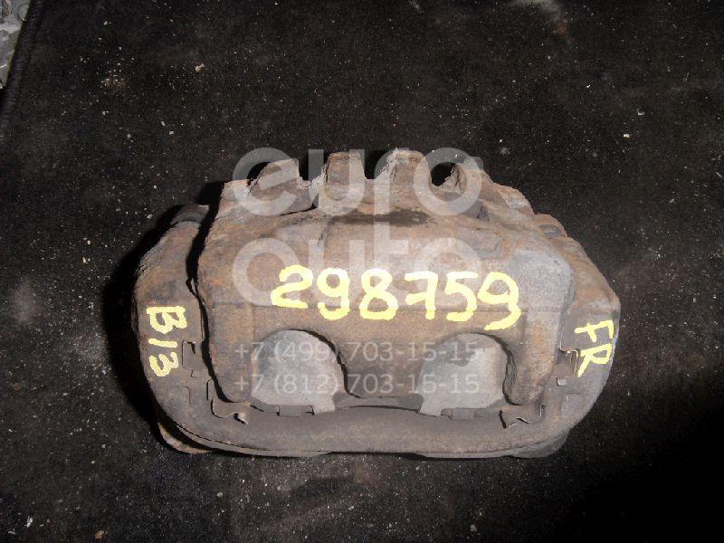 Суппорт передний правый для Subaru Legacy Outback (B13) 2003-2009 - Фото №1