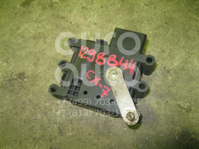 Моторчик заслонки отопителя для Mazda CX 7 2007-2012 - Фото №1