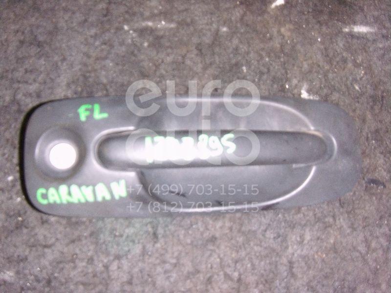 Ручка двери передней наружная левая для Chrysler Voyager/Caravan (RG) 2001-2008 - Фото №1